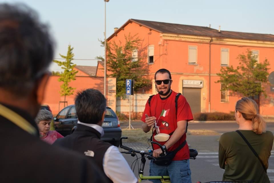 La biciclettata Oltre il Ponte ai Mulini Nuovi.