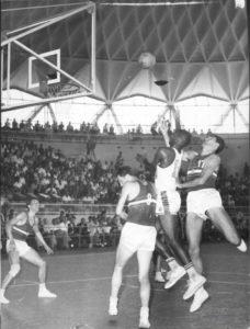 Razzismo nello sport. Il match fra Stati Uniti e Ungheria alle Olimpiadi di Roma 1960.