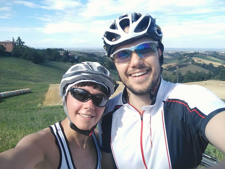 La Public History con Paola Gemelli e Daniel Degli Esposti si fa anche sui pedali!