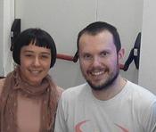 Paola Gemelli e Daniel Degli Esposti