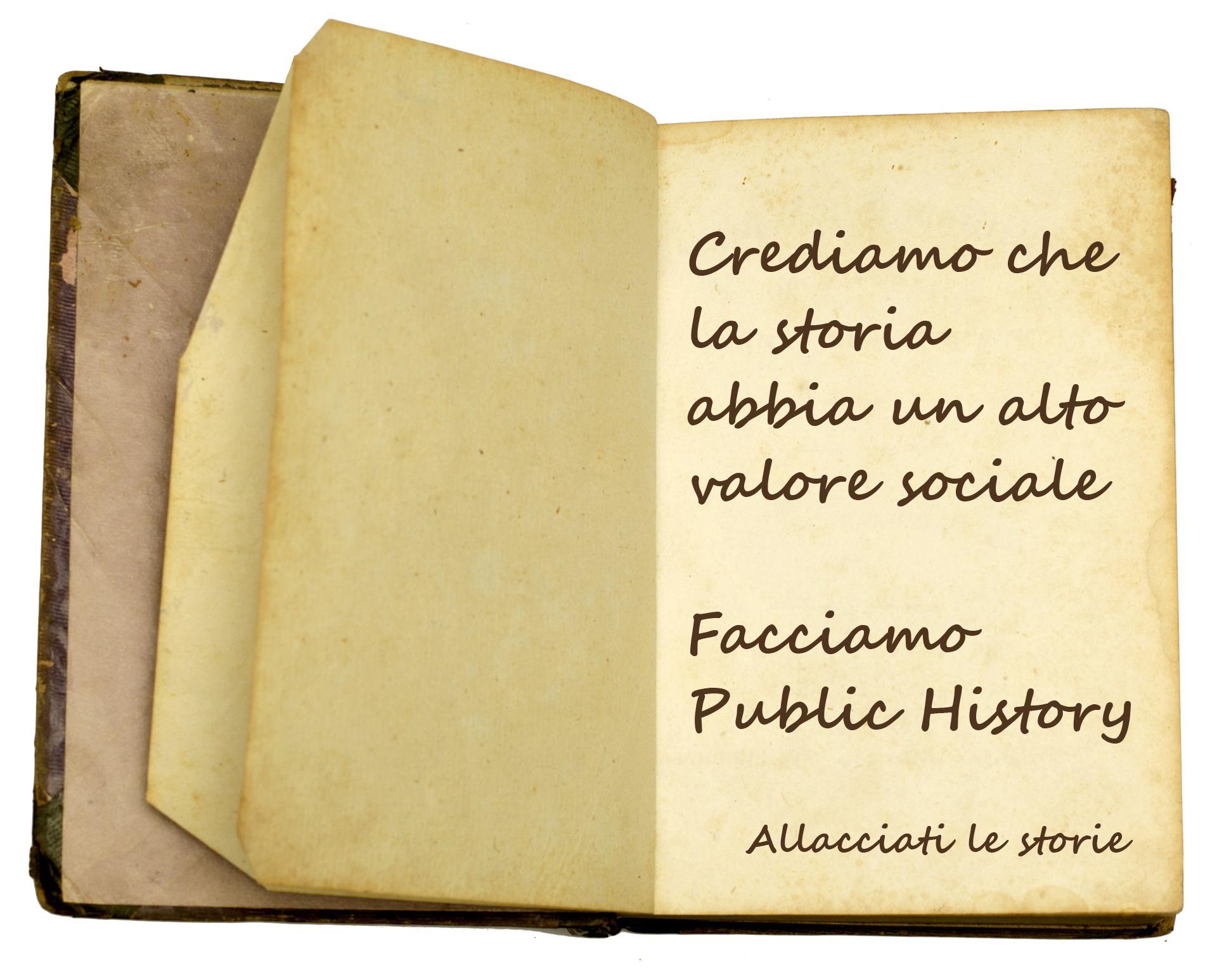 La Public History che Paola Gemelli e Daniel Degli Esposti possono fare per te