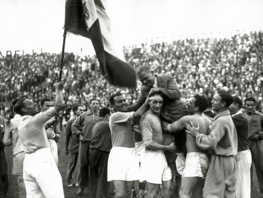 sport e nazismo nazionale italiana di calcio 1934