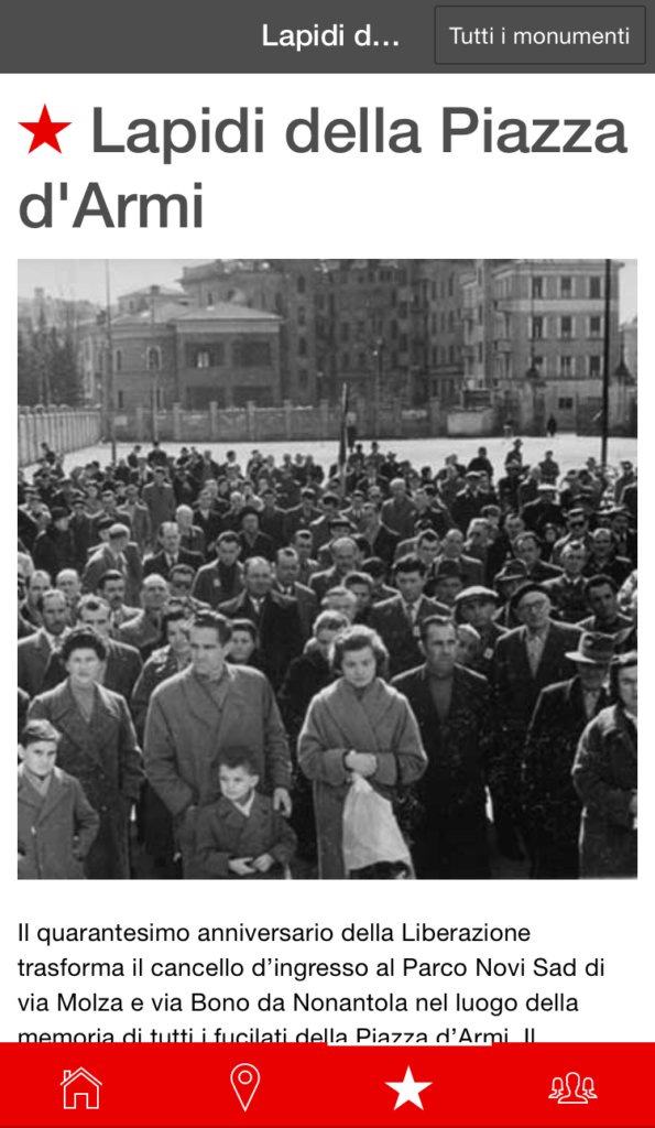 Modena 900: le memorie di Piazza d'Armi, oggi Parco Novi Sad.