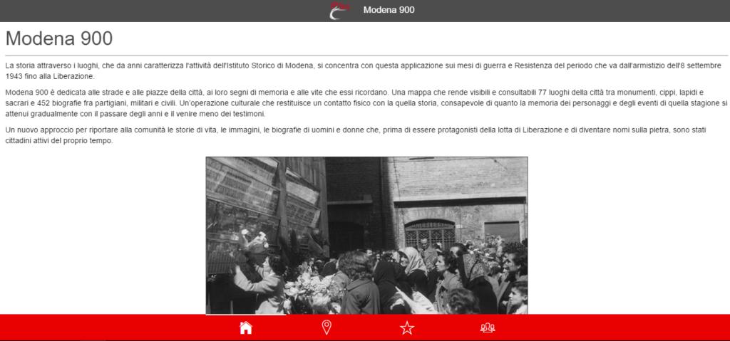 Modena 900: comincia il viaggio!