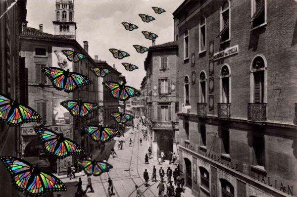 25 aprile a Modena: camminata sui luoghi dei Gruppi di difesa della donna