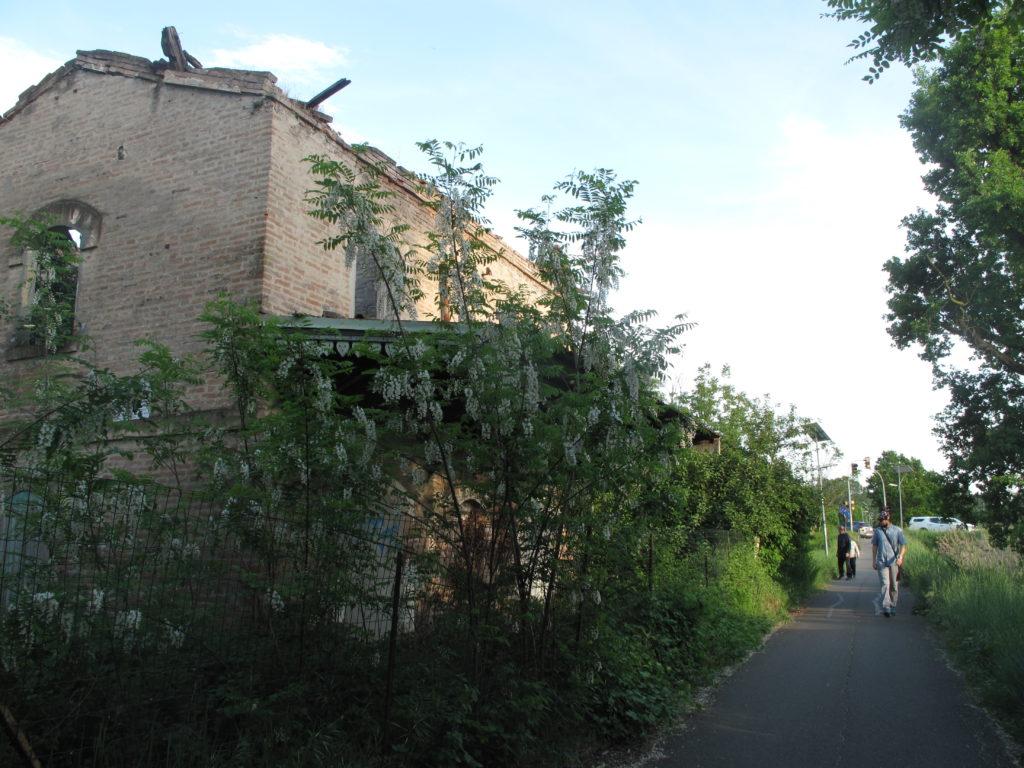 Primo maggio a Modena stazione di Vaciglio