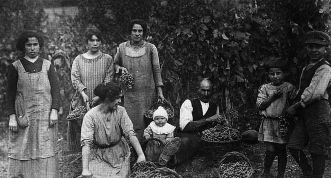 alimentazione durante la seconda guerra mondiale - la frutta rossa dal 1935 a 1945