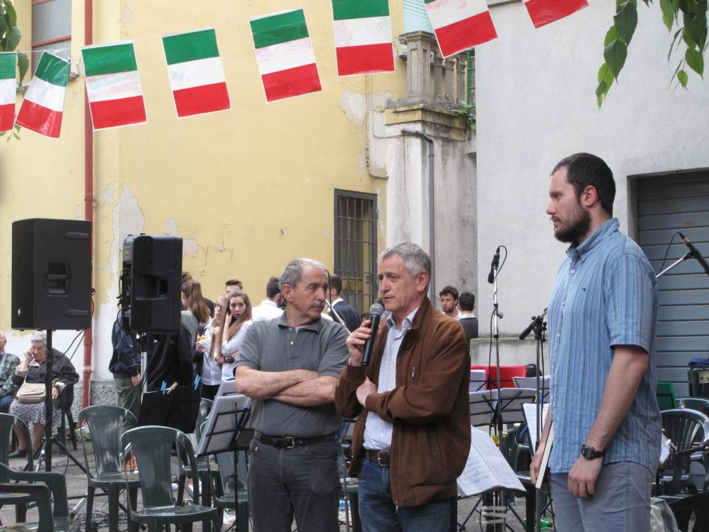 Radici di futuro centro sociale Cassanelli