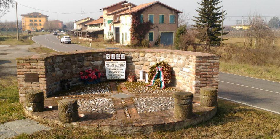Pedalando nella storia Monumento tholos Crespellano