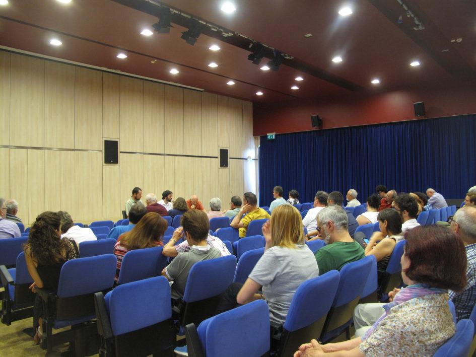 Conferenza-conversazione su antifascismo e resistenza a Carpi il 2 giugno 2017