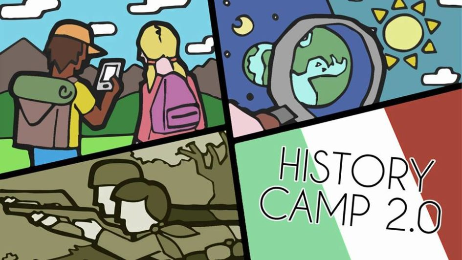 History Camp 2.0 Centrale idroelettrica di Farneta