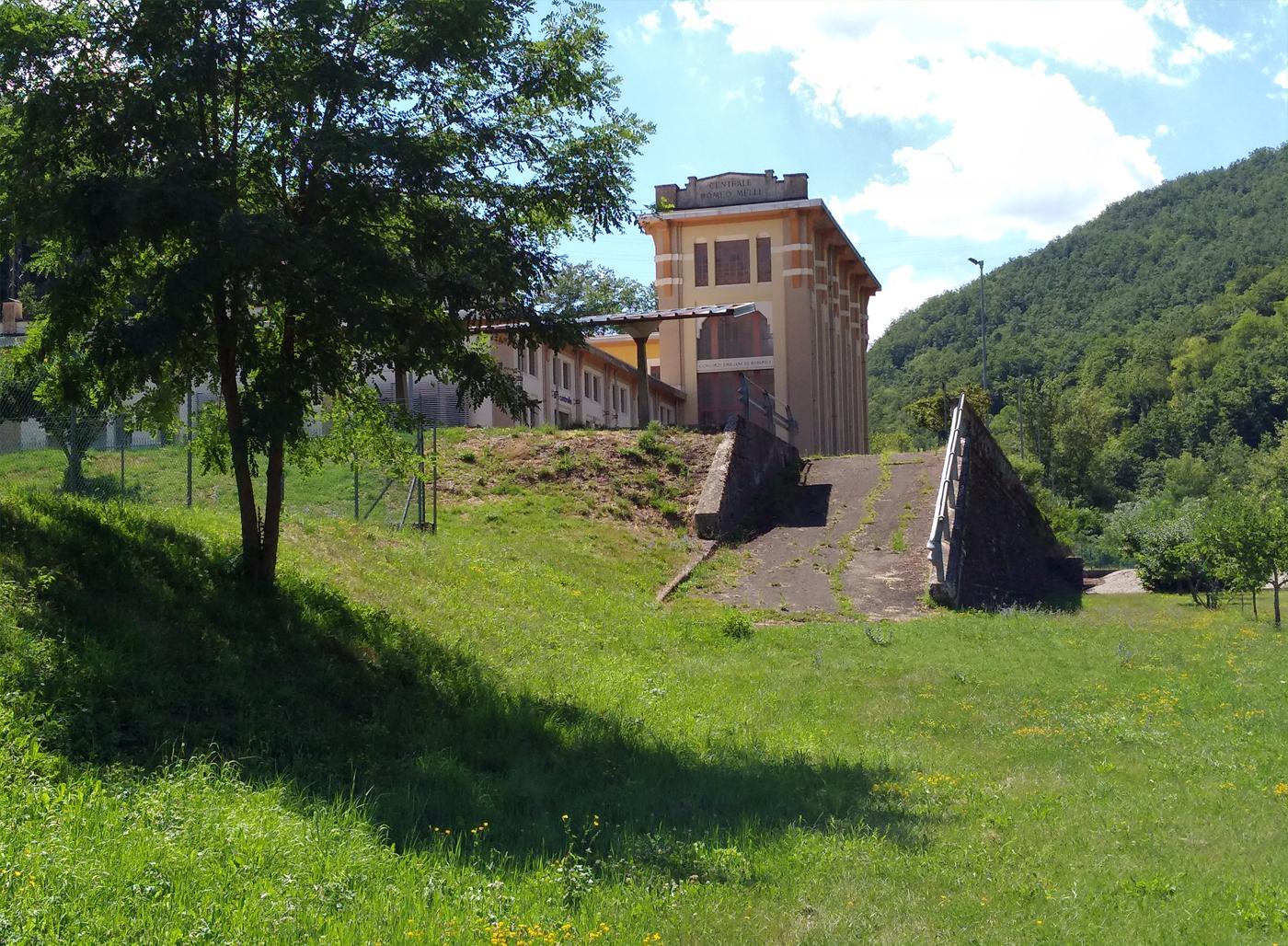 History Camp: visita guidata da Daniel Degli Esposti alla Centrale di Farneta