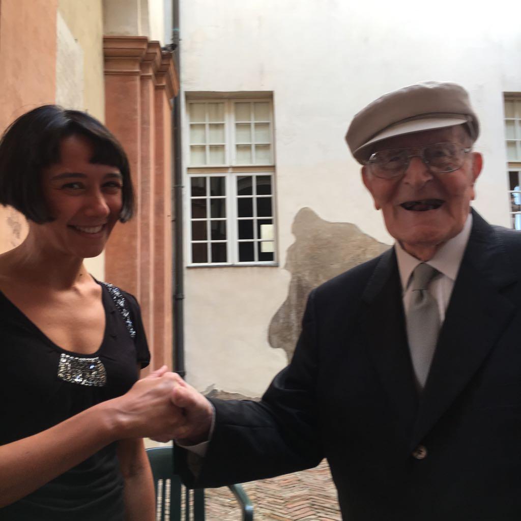 commemorazione: Paola Gemelli e Ennio Piccaluga
