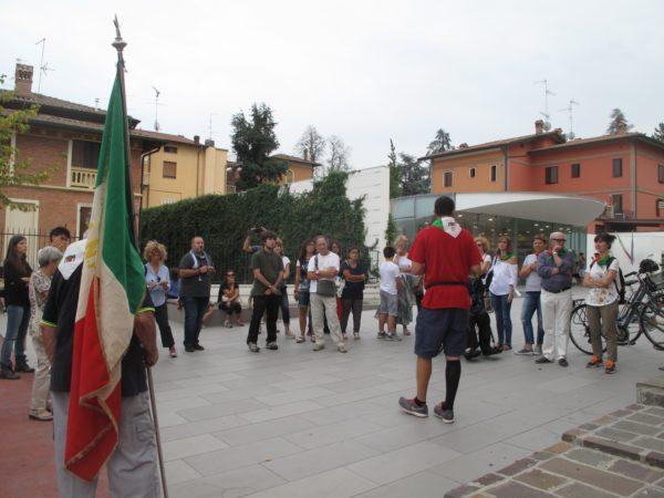 Racconti partigiani in via Vittorio Veneto