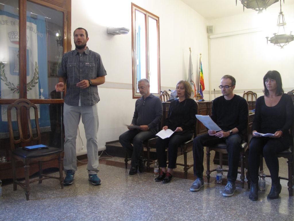 Storia e letteratura: Daniel Degli Esposti racconta la Resistenza a Crespellano