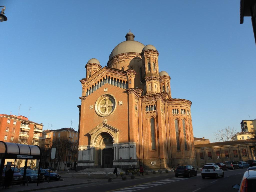Giornata d'autunno FAI Modena. Il Tempio Monumentale dei Caduti in Guerra.