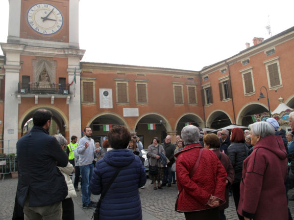 4 novembre Sassuolo sulla rotta di Caporetto