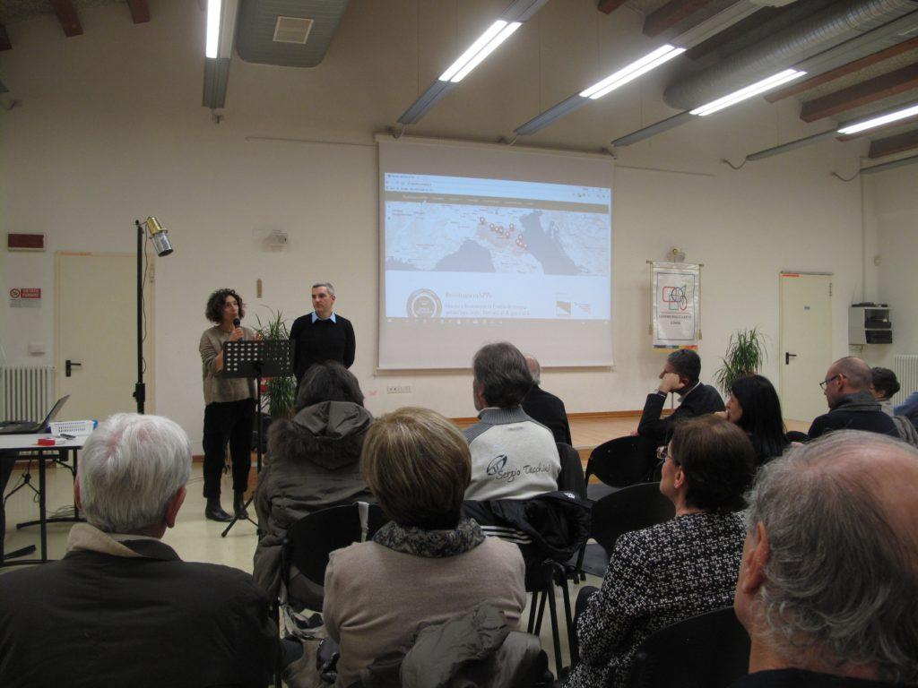 Fatti d'armi di Limidi: Metella Montanari presenta Resistenza mAPPe