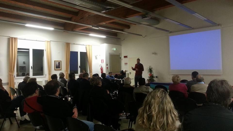 Resistenza mappe Soliera: Il mio intervento alla serata di approfondimento storico sui Fatti d'armi di Limidi