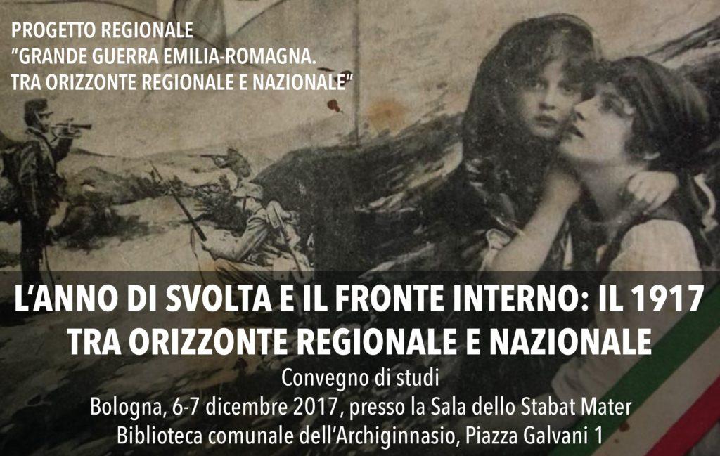 Prima guerra mondiale in Emilia-Romagna