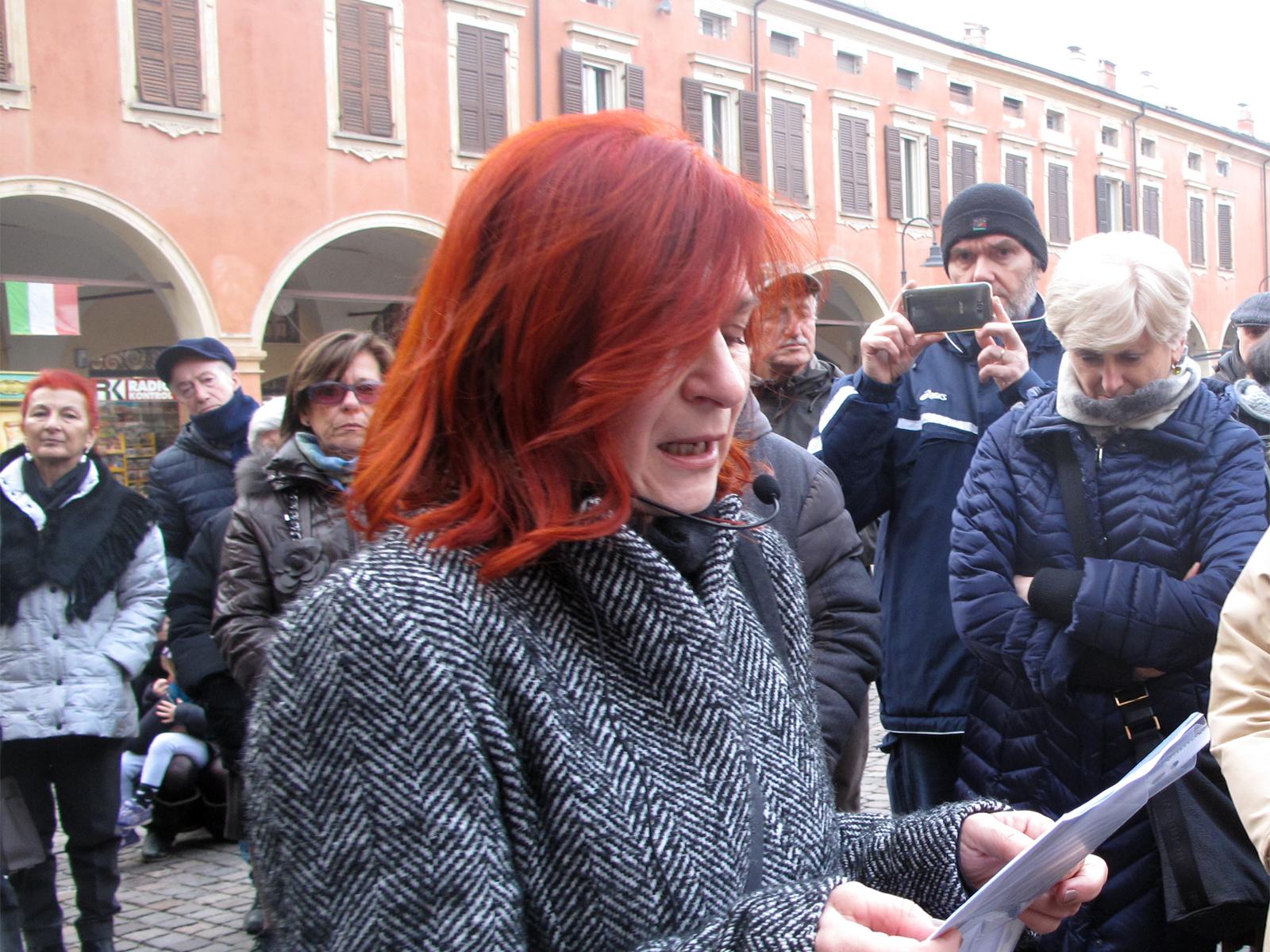 confine orientale: camminata storia a Sassuolo