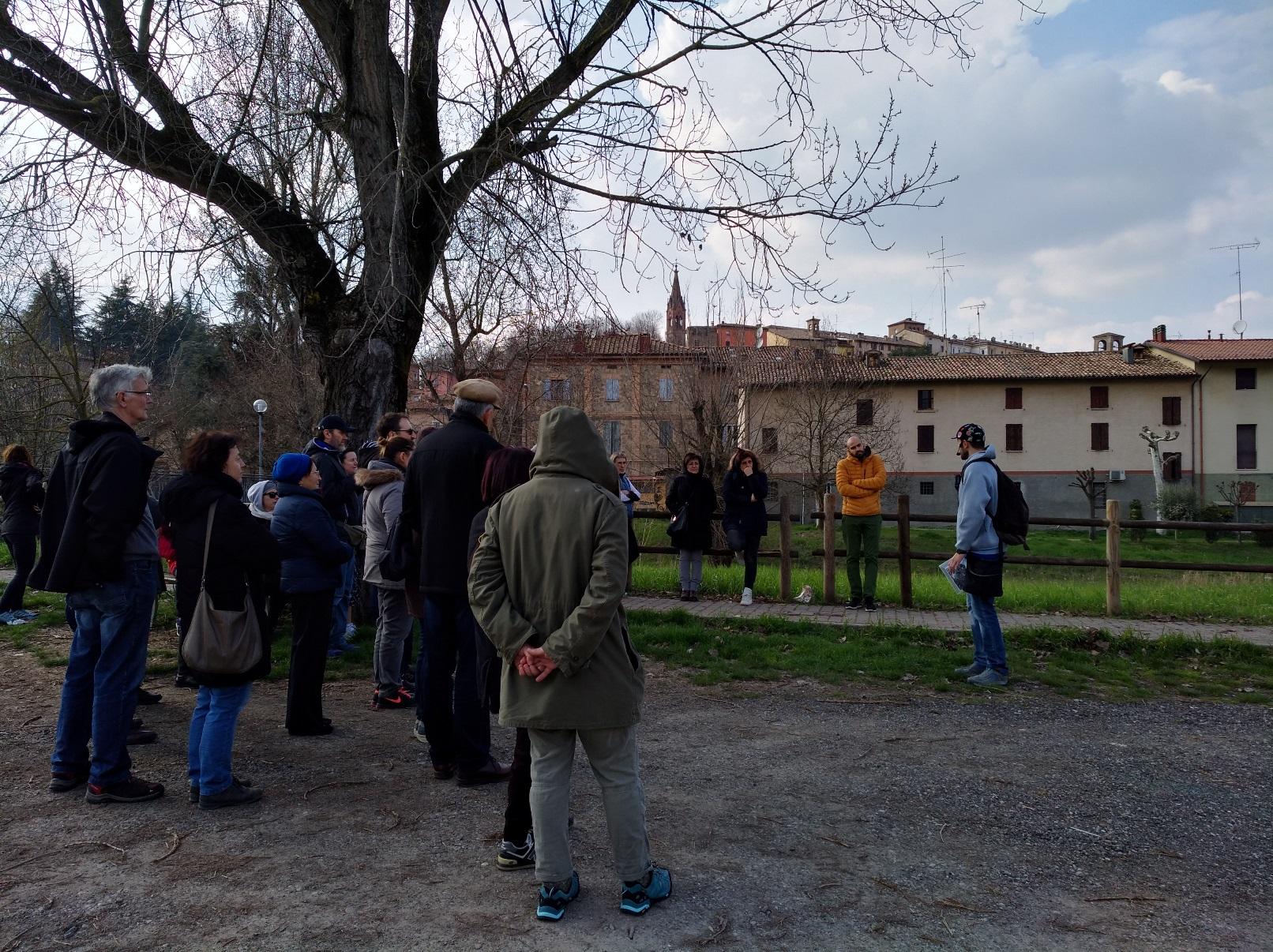 Storie di profughi: Castelvetro e i profughi dell'alluvione del Polesine
