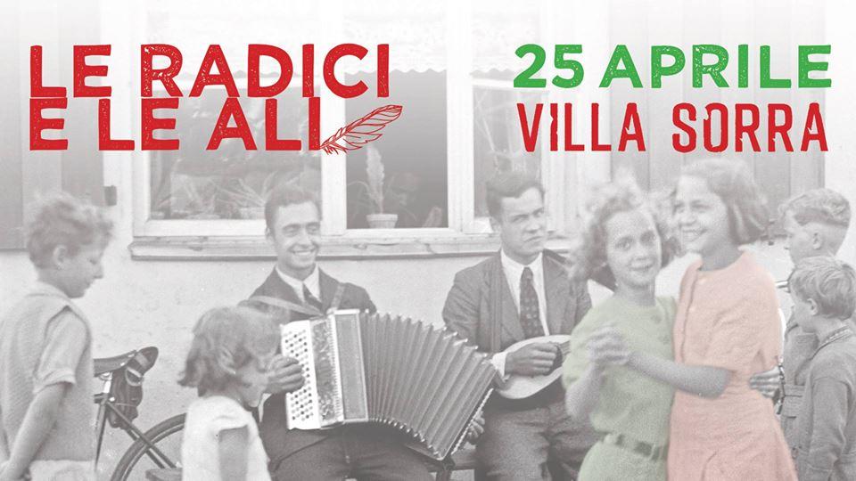 Villa Sorra: 25 aprile provincia di Modena