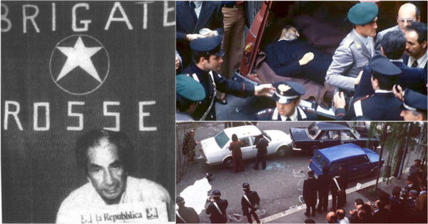 storia del terrorismo in Italia