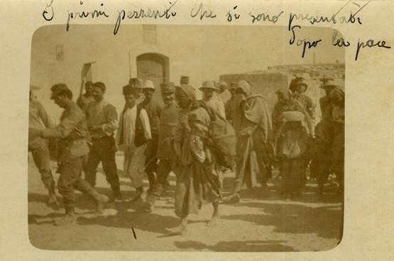 Storia della Libia - Archivio storico del Gruppo Mezaluna - Mario Menabue, fondo Massimo Bazzani
