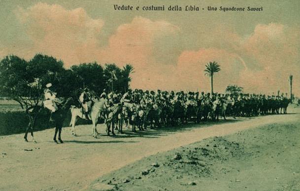 Storia della Libia. Foto dall'Archivio storico del Gruppo Mezaluna - Mario Menabue, fondo Massimo Bazzani