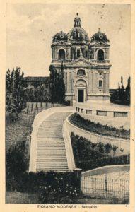 Santuario di Fiorano 1942
