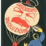 """Comunicazione politica. Cartolina dei Comitati civici, che invita gli elettori a votare per sconfiggere la """"minaccia"""" del comunismo nelle elezioni del 1948"""