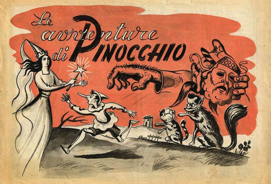 Comunicazione politica: Le avventure di Pinocchio