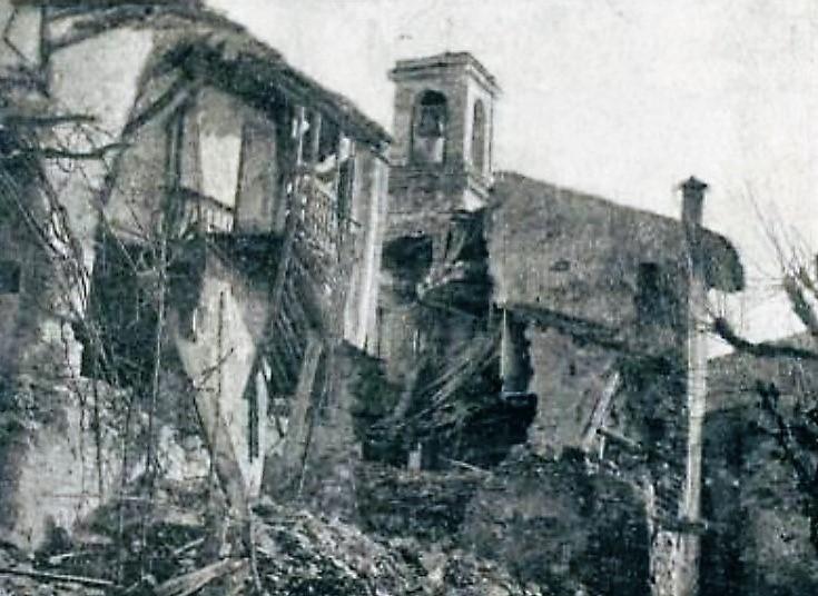 Storie della Grande Guerra. Gorizia dopo l'attacco italiano nell'estate 1916
