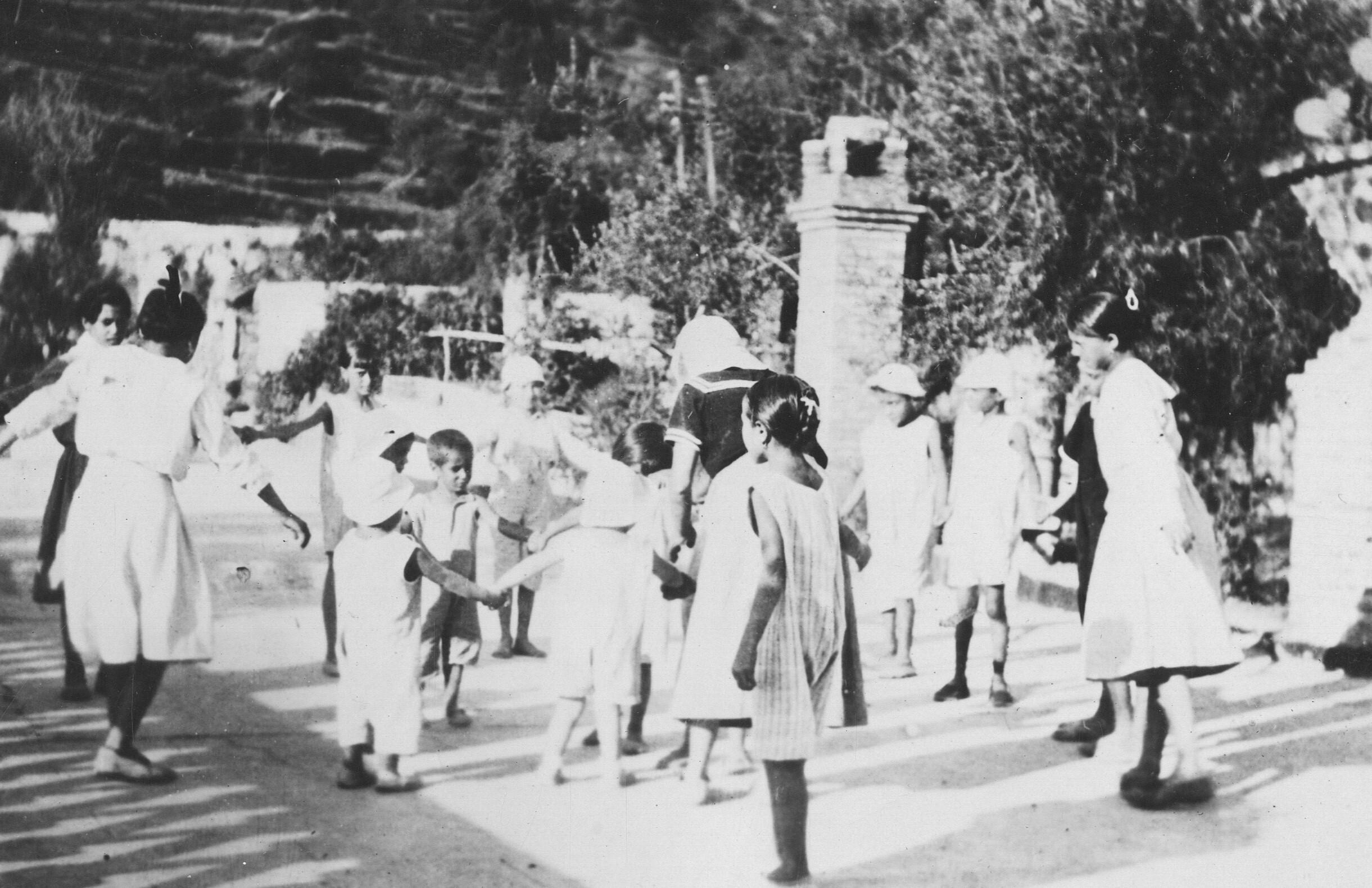 storia del castello di Guiglia. Un asilo della Croce rossa americana in Italia durante la Grande Guerra