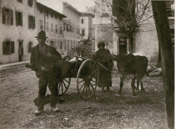 profughi della prima guerra mondiale