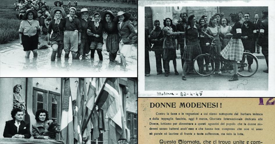 storia delle donne a Modena