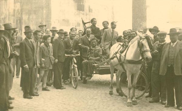Liberazione Modena 1945