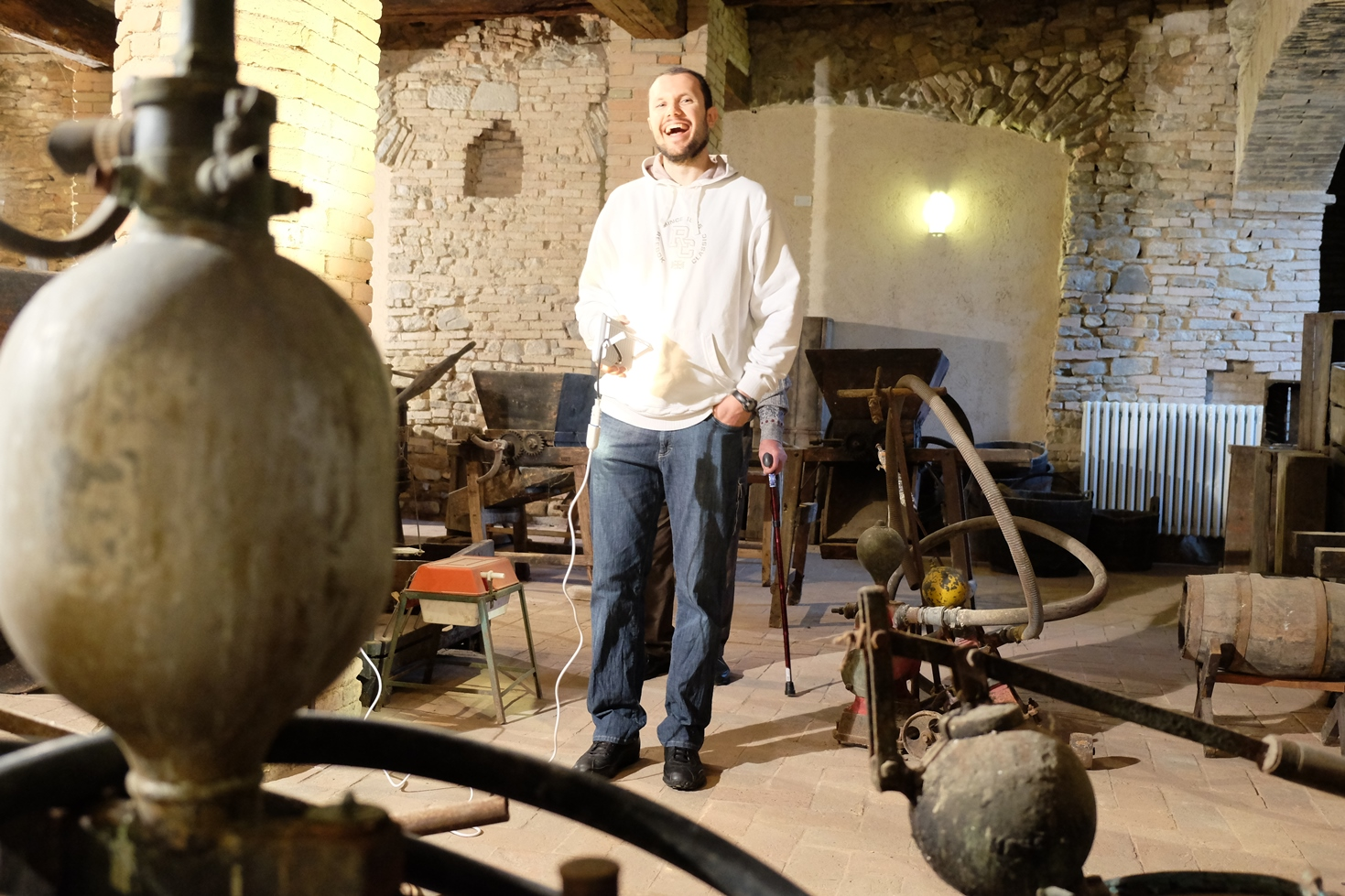 Rosso Graspa. Museo del vino e della società rurale