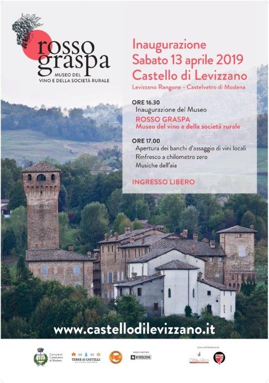 Rosso Graspa. Museo del vino e della società rurale di Castelvetro