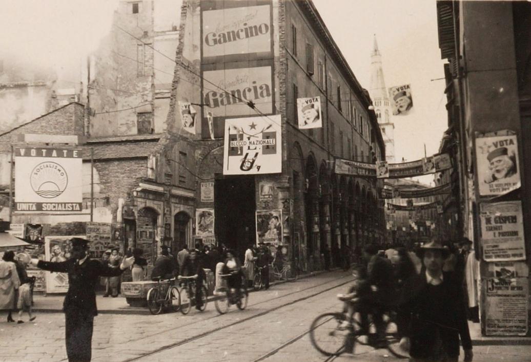 insegnare la storia - 1948 Italia al bivio
