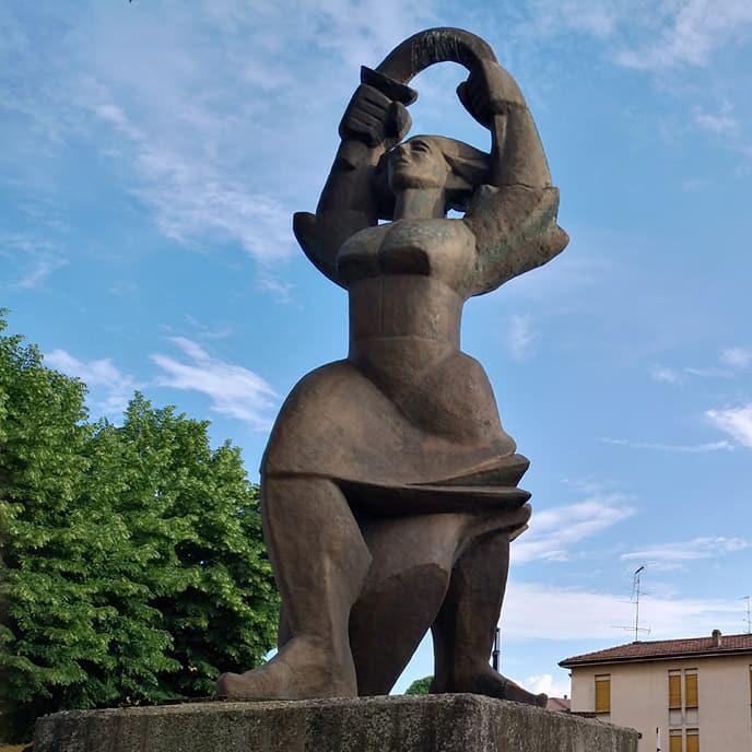 Monumento alla Resistenza di Castellarano