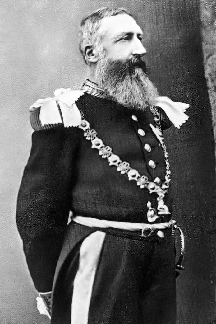 Leopoldo II, re dei belgi dal 1865 al 1909