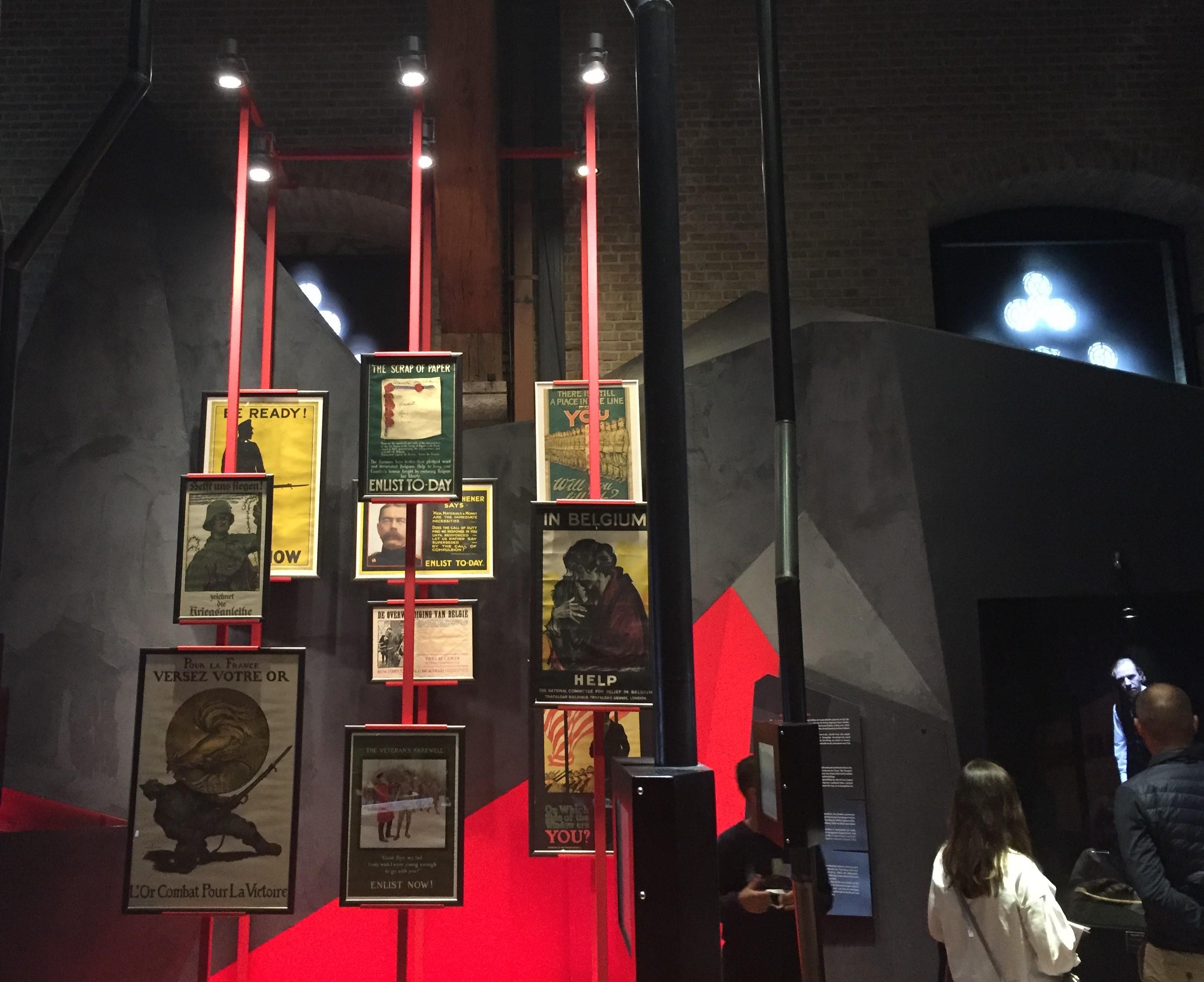 In Flanders fields museum - viaggio in Belgio Prima guerra mondiale