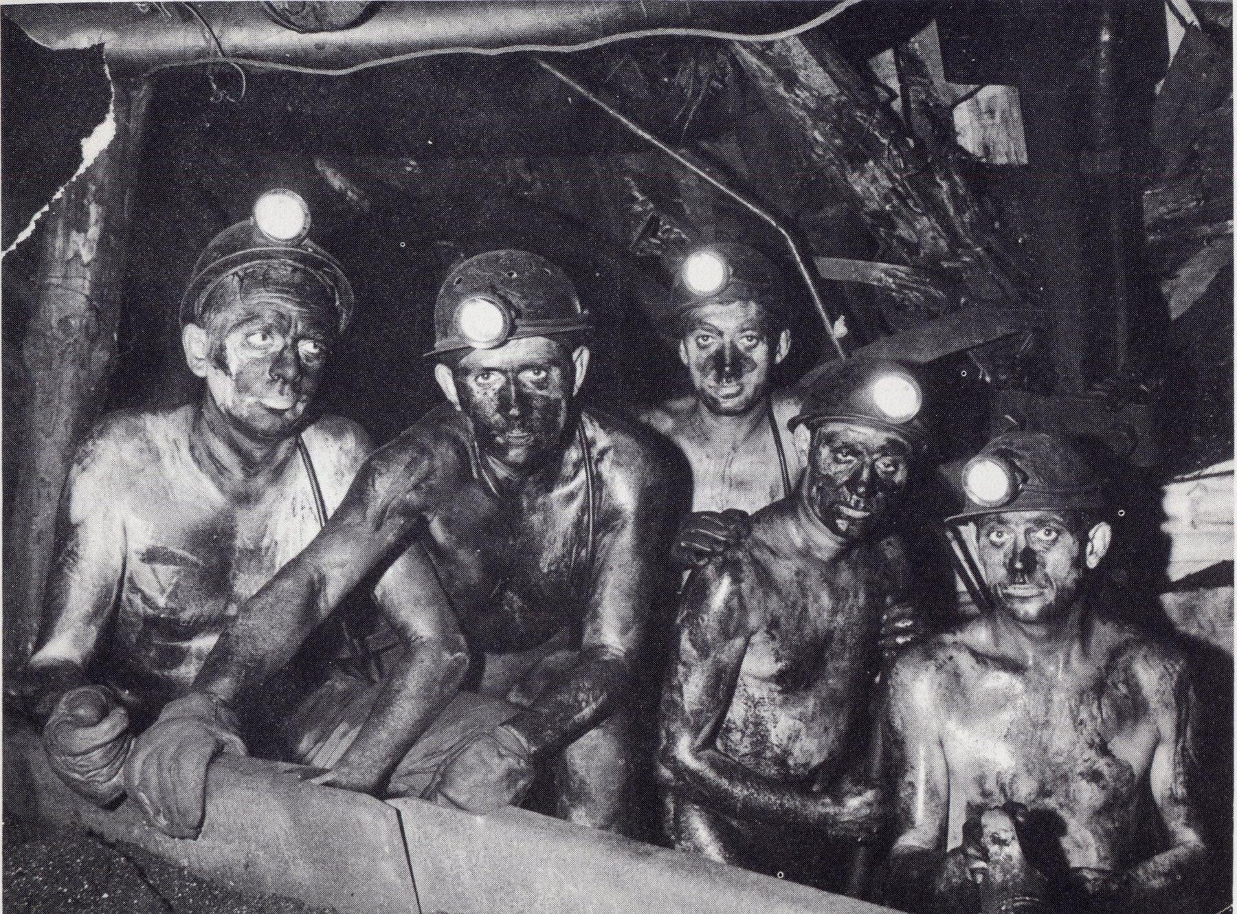 Il lavoro in miniera è una costante della storia dell'emigrazione italiana. Tra la fine dell'Ottocento e gli anni Sessanta del Novecento migliaia di poveri e disoccupati prendono treni per l'Europa settentrionale o bastimenti transoceanici per farsi reclutare dagli impresari dell'estrazione mineraria
