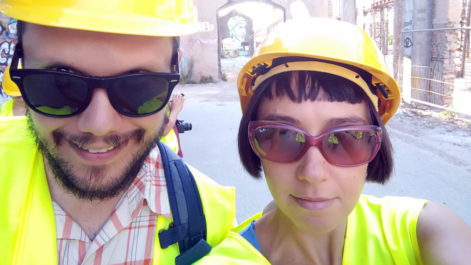 Paola Gemelli e Daniel Degli Esposti, autori del blog di storia Allacciati le storie