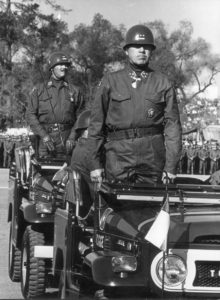 Augusto Pinochet nel 1971. Foto via Wikimedia Commons, CC-Historia Política BCN, Cc-by-3.0-cl - 11 settembre 1973 cile salvador allende
