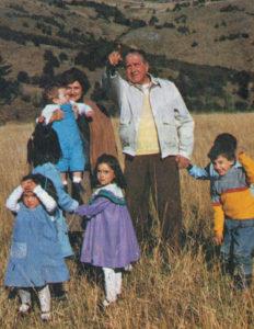 Pinochet in un'immagine di propaganda della campagna per il sì al plebiscito del 1988 - Foto via Wikimedia Commons, CC-Historia Política BCN, Cc-by-3.0-cl