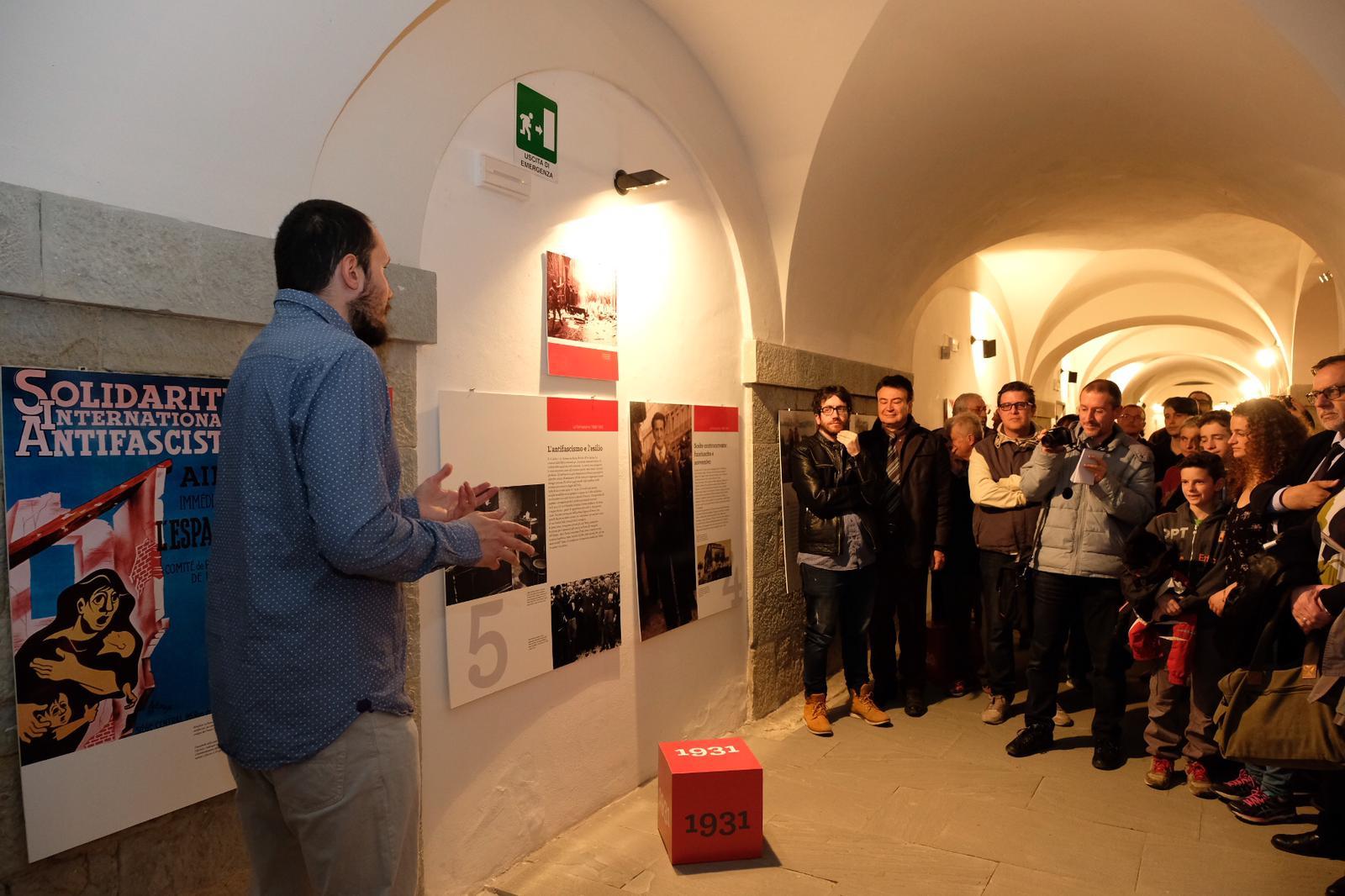 Con Armando nel cuore - Inaugurazione della mostra al Palazzo ducale di Pavullo nel Frignano