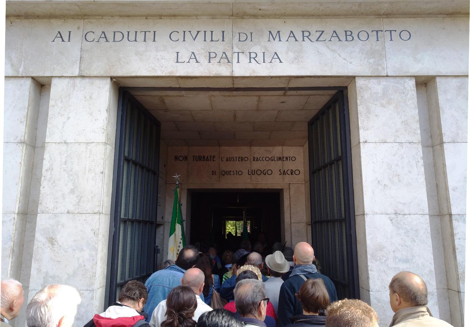 Il sacrario di Marzabotto - Foto di Paola Gemelli - strage di Marzabotto